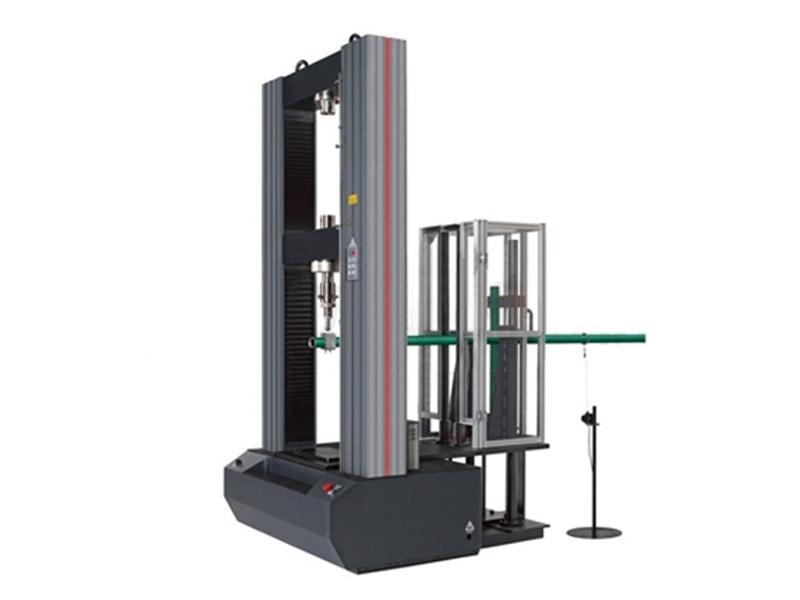 电子式材料试验机具备安全保护功能