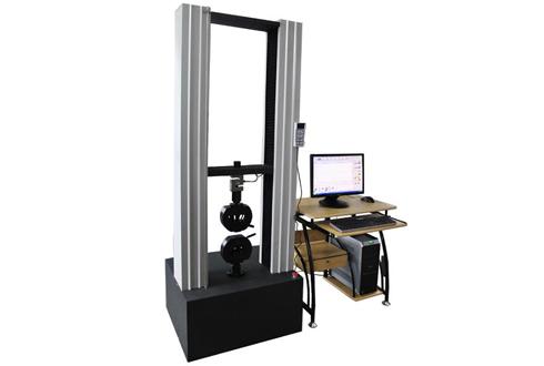 电子万能试验机对胶粘剂的不均匀拉伸试验和在胶粘剂的劈裂试验