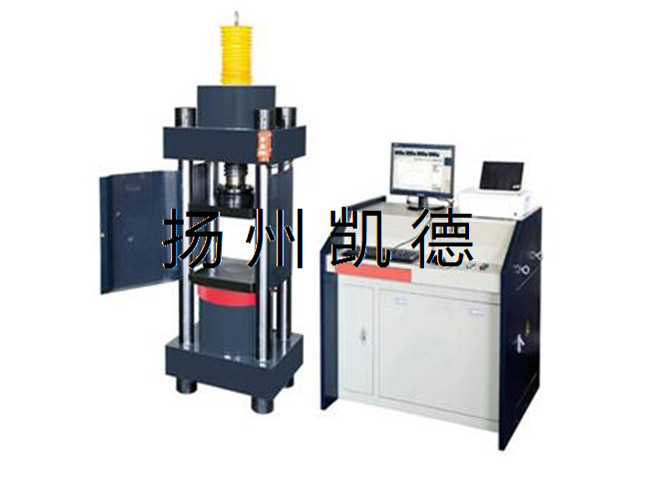 电子万能试验机到底有哪些广泛的用途