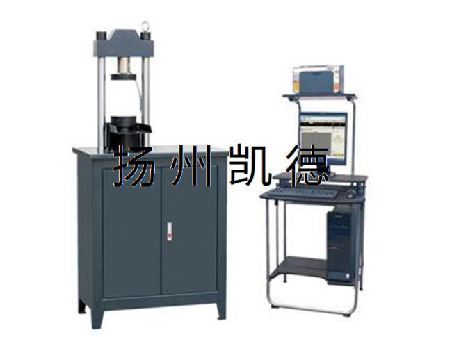 万能材料试验机的维护知识有哪些?