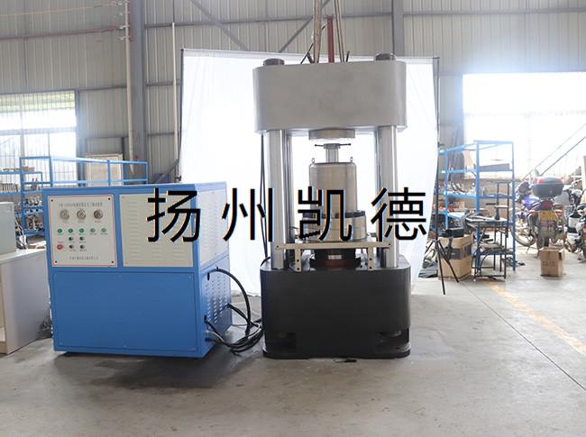拉力试验机在做橡胶胶丝试验时易产生的问题